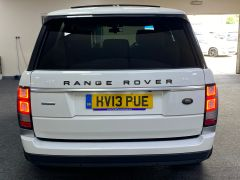 LAND ROVER RANGE ROVER SDV8 AUTOBIOGRAPHY + WHITE WITH CREAM + BIG SPEC +  - 1664 - 8