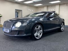 BENTLEY CONTINENTAL GT + MULLINER DRIVING SPEC + TAN SADDLE NEWMARKET HIDE + STUNNING + - 1353 - 5