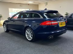 JAGUAR XF D V6 PREMIUM LUXURY SPORTBRAKE + CREAM LEATHER + SUNROOF +  - 1590 - 8