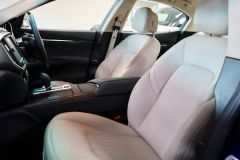 MASERATI GHIBLI D V6 + 1 OWNER FROM NEW + IMMACULATE + CREAM LEATHER +  - 1798 - 10