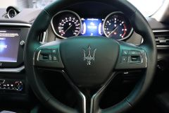 MASERATI GHIBLI D V6 + 1 OWNER FROM NEW + IMMACULATE + CREAM LEATHER +  - 1798 - 26