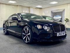 BENTLEY CONTINENTAL GT V8 S + MULLINER SPECIFICATION + SPORTS EXHAUST + FULL BELTLEY HISTORY ( JUST SERVICED ) - 1746 - 1
