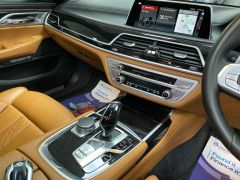 BMW 7 SERIES 740D XDRIVE M SPORT + SUNROOF + COGNAC EXCLUSIVE LEATHER + - 1422 - 39