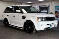 LAND ROVER RANGE ROVER SPORT TDV6 HSE + FULL SERVICE HISTORY + 2 KEYS + IMMACULATE +  - 1778 - 1