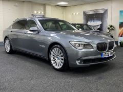 BMW 7 SERIES 750I LI + BIG SPECIFICATION + COMFORT SEATS + OYTER LEATHER +  - 1487 - 1