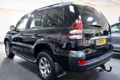 TOYOTA LAND CRUISER D-4D LIMITED EDITION 2 + BIG SPEC + 2 PREVIOUS OWNER +  - 1762 - 6