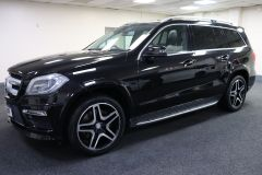 MERCEDES GL-CLASS GL350 CDI BLUETEC AMG SPORT + SUN ROOF + 21 INCH ALLOYS + IMMACULATE +  - 1768 - 6