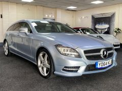 MERCEDES CLS CLS250 CDI BLUEEFFICIENCY AMG SPORT + IMMACULATE + BIG SPEC +  - 1694 - 1