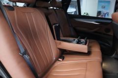 BMW X5 XDRIVE 30D M SPORT + IMMACULATE + SAPPHIRE BLACK WITH COGNAC DAKOTA LEATHER +  - 1777 - 19