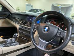 BMW 7 SERIES 750I LI + BIG SPECIFICATION + COMFORT SEATS + OYTER LEATHER +  - 1487 - 24