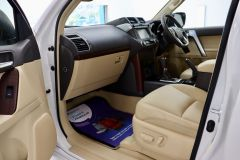 TOYOTA LAND CRUISER D-4D ICON + 1 OWNER + CREAM LEATHER + PRISTINE +  - 1919 - 10