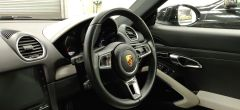 PORSCHE 718 CAYMAN + 2 TONE LEATHER + CRUISE CONTROL + CLIMATE - 1164 - 23