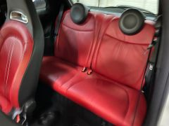 Fiat\Abarth 500 595 TURISMO + RED LEATHER + LOW MILES +  - 1584 - 18