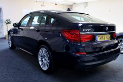 BMW 5 SERIES 520D M SPORT GRAN TURISMO + PANORAMIC GLASS ROOF + IVORY LEATHER +  - 1760 - 8
