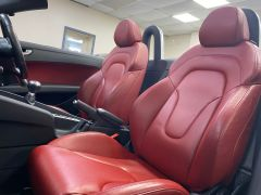 AUDI TT TDI QUATTRO SPORT + FULL RED LEATHER +  - 1545 - 16