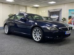 BMW 6 SERIES 630I SPORT + IVORY LEATHER + PAN ROOF + IMMACULATE +  - 1490 - 1