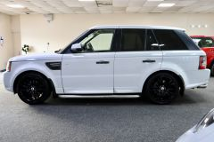LAND ROVER RANGE ROVER SPORT TDV6 HSE + FULL SERVICE HISTORY + 2 KEYS + IMMACULATE +  - 1778 - 7