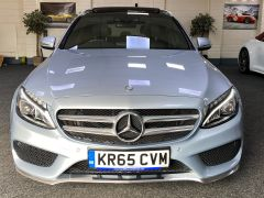 MERCEDES C-CLASS C250 D AMG LINE PREMIUM PLUS + GLASS PAN ROOF + BIG SPEC + FREE DELIVERY + BUY ONLINE + - 1651 - 5