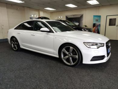 Used AUDI A6 in Cardiff for sale