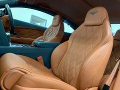 BENTLEY CONTINENTAL GT + MULLINER DRIVING SPEC + TAN SADDLE NEWMARKET HIDE + STUNNING + - 1353 - 15