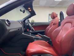 AUDI TT TDI QUATTRO SPORT + FULL RED LEATHER +  - 1545 - 15