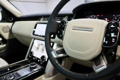LAND ROVER RANGE ROVER TDV6 VOGUE + GLASS ROOF + IVORY LEATHER + 22 INCH ALLOYS +  - 1786 - 49