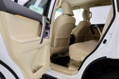 TOYOTA LAND CRUISER D-4D ICON + 1 OWNER + CREAM LEATHER + PRISTINE +  - 1919 - 13