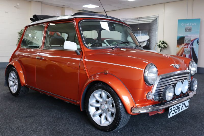 Used ROVER MINI in Cardiff for sale