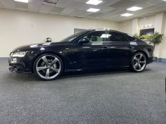 AUDI A7 TDI QUATTRO BLACK EDITION 3.0 V6 BI TURBO + BIG SPEC + HEADS UP + SUNROOF + FREE DELIVERY + SPORTS EXHAUST +  - 1600 - 7
