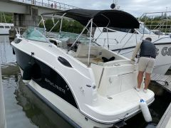 BAYLINER 255 2009 Bayliner 255 With Only 110 Hours  - 1646 - 6