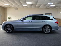 MERCEDES C-CLASS C250 D AMG LINE PREMIUM PLUS + GLASS PAN ROOF + BIG SPEC + FREE DELIVERY + BUY ONLINE + - 1651 - 7