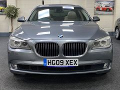 BMW 7 SERIES 750I LI + BIG SPECIFICATION + COMFORT SEATS + OYTER LEATHER +  - 1487 - 6