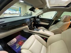 BMW 7 SERIES 750I LI + BIG SPECIFICATION + COMFORT SEATS + OYTER LEATHER +  - 1487 - 22