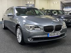 BMW 7 SERIES 750I LI + BIG SPECIFICATION + COMFORT SEATS + OYTER LEATHER +  - 1487 - 4