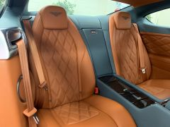 BENTLEY CONTINENTAL GT + MULLINER DRIVING SPEC + TAN SADDLE NEWMARKET HIDE + STUNNING + - 1353 - 21