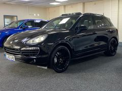 PORSCHE CAYENNE D V8 S TIPTRONIC S +  £21350 WORTH OF EXTRAS + PORSCHE WARRANTY + IMMACULATE +  - 1675 - 7