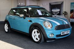 MINI HATCH ONE + IMMACULATE + LOW MILES +  - 1765 - 1