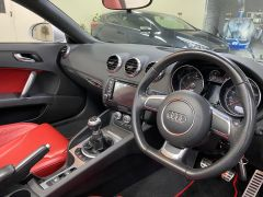 AUDI TT TDI QUATTRO SPORT + FULL RED LEATHER +  - 1545 - 18