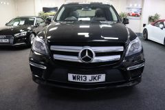 MERCEDES GL-CLASS GL350 CDI BLUETEC AMG SPORT + SUN ROOF + 21 INCH ALLOYS + IMMACULATE +  - 1768 - 4
