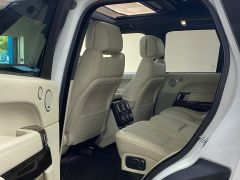 LAND ROVER RANGE ROVER SDV8 AUTOBIOGRAPHY + WHITE WITH CREAM + BIG SPEC +  - 1664 - 21