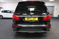MERCEDES GL-CLASS GL350 CDI BLUETEC AMG SPORT + SUN ROOF + 21 INCH ALLOYS + IMMACULATE +  - 1768 - 9