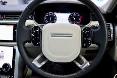 LAND ROVER RANGE ROVER TDV6 VOGUE + GLASS ROOF + IVORY LEATHER + 22 INCH ALLOYS +  - 1786 - 37
