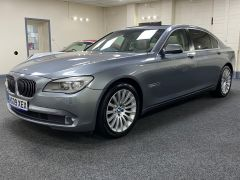 BMW 7 SERIES 750I LI + BIG SPECIFICATION + COMFORT SEATS + OYTER LEATHER +  - 1487 - 7