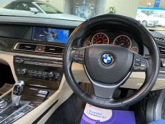 BMW 7 SERIES 750I LI + BIG SPECIFICATION + COMFORT SEATS + OYTER LEATHER +  - 1487 - 28