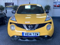 NISSAN JUKE TEKNA DCI + FULL LEATHER + IMMACULATE + BIG SPECIFICATION + - 1676 - 4