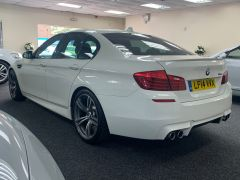 BMW 5 SERIES M5 + NAV + HEAD UP + LEATHER + ELECTRIC ROOF + - 1392 - 8