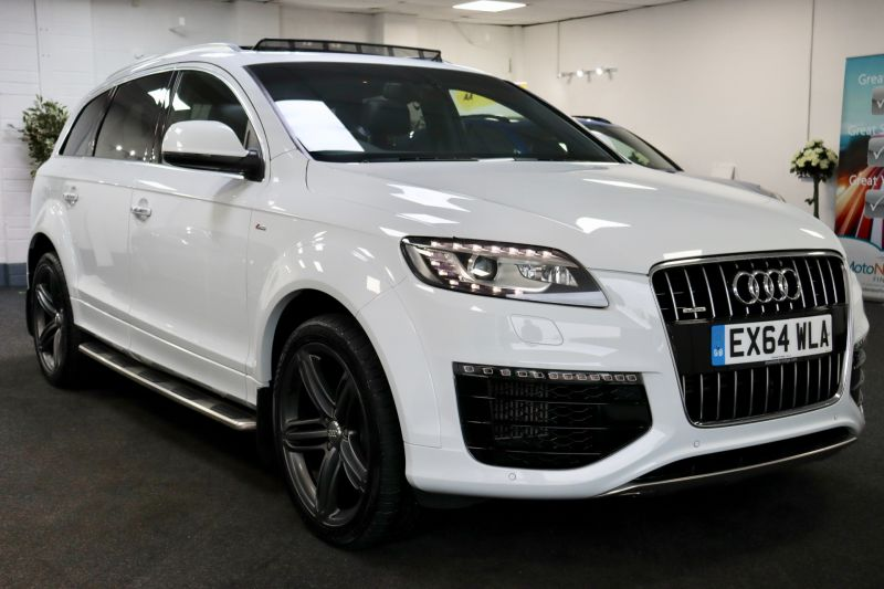 Used AUDI Q7 in Cardiff for sale