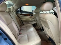 JAGUAR XJ V6 SE + CREAM LEATHER + FULL SERVICE HISTORY + IMMACULATE +  - 1531 - 18