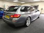 BMW 5 SERIES 520D M SPORT TOURING + DAKOTA LEATHER + DAB + CRUISE + - 1247 - 9