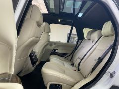 LAND ROVER RANGE ROVER SDV8 AUTOBIOGRAPHY + WHITE WITH CREAM + BIG SPEC +  - 1664 - 20